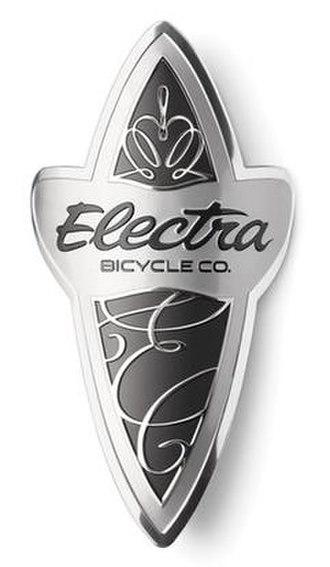 Electra Bicycle Company - Image: Electraheadbadge