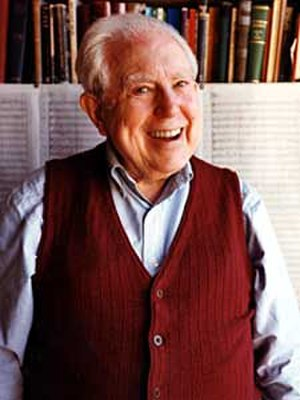 Elliott Carter - Image: Elliott Carter