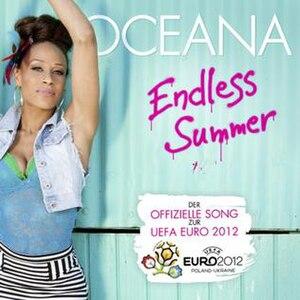 Endless Summer (Oceana song) - Image: Endless Summer Oceana