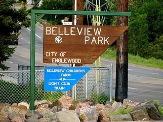 Englewood, Colorado - Belleview Park