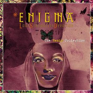 Love Sensuality Devotion: The Remix Collection - Image: Enigma LSD Remix cover