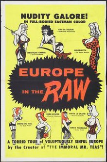 Europe in the Raw poster.jpg