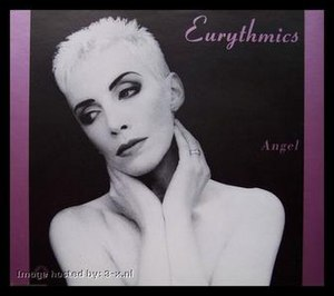 Angel (Eurythmics song) - Image: Eurythmics Angel
