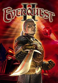 EverQuest II box art.