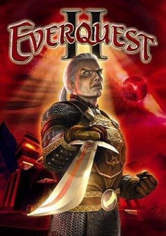 EverQuest II - Image: Ever Quest II box art