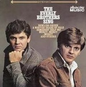 The Everly Brothers Sing - Image: Everlybrotherssing