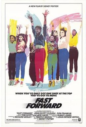 Fast Forward (film) - Theatrical poster