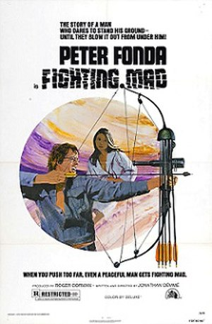 Fighting Mad - Film poster by Joseph Smith