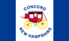 Flag of Concord, New Hampshire