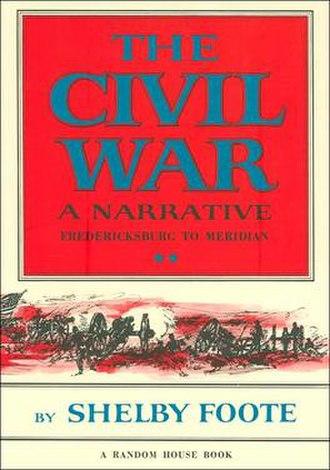 The Civil War: A Narrative - Image: Foote Vol 2