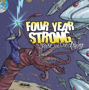 Rise or Die Trying - Image: Four Year Strong Four Year Strong Cover Hi Res