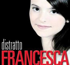 Distratto - Image: Francesca Michielin Distratto