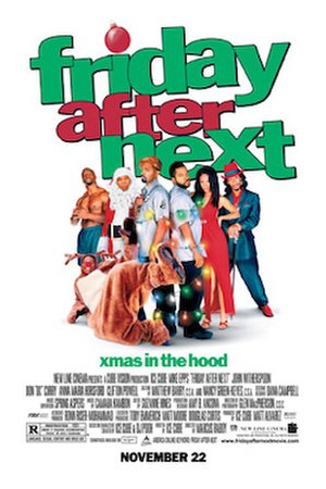 Friday After Next - Theatrical release poster
