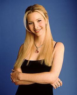 Phoebe Buffay Fictional character from the TV show Friends