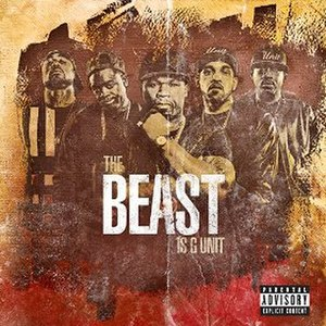 The Beast Is G Unit - Image: G Unit The Beast Is G Unit