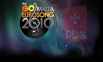 Malta in the Eurovision Song Contest 2010 - Image: GO Malta Eurosong 2010