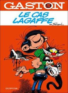 <i>Le cas Lagaffe</i>