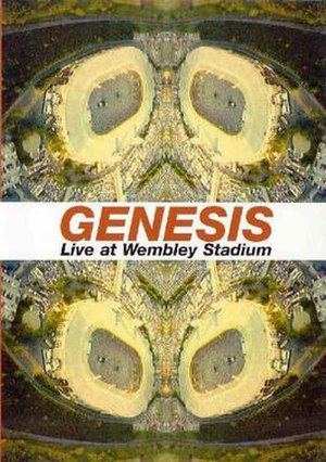 Live at Wembley Stadium (Genesis DVD) - Image: Genesis Wembley