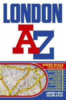 Geographers' A–Z Street Atlas - Wikipedia on hotel company, twitter company, media company, profile company, element company,