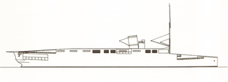 German aircraft carrier <i>I</i> (1915) Cancelled aircraft carrier of the German Imperial Navy