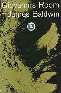 <i>Giovannis Room</i> novella by James Baldwin