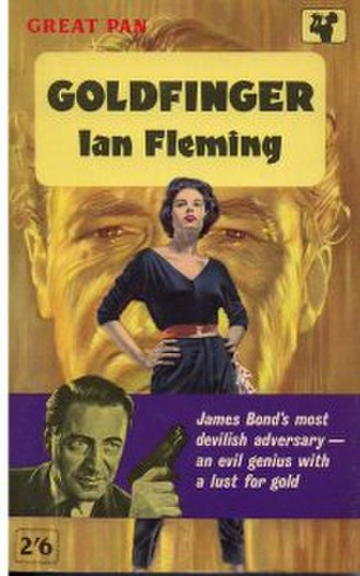 Pan Books - Image: Goldfinger Novel