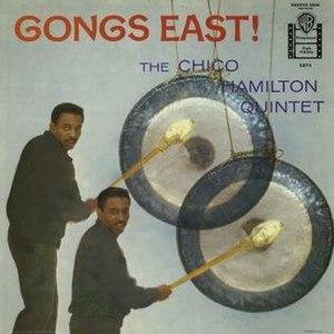 Gongs East! - Image: Gongs East!