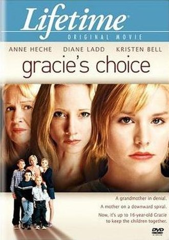 Gracie's Choice - DVD cover