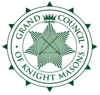 Order of Knight Masons - The Emblem of the Order of Knight Masons