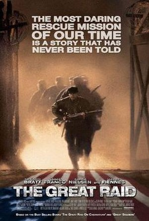 The Great Raid - Theatrical poster