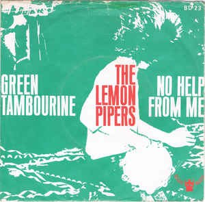 Green Tambourine - Image: Green Tambourine The Lemon Pipers