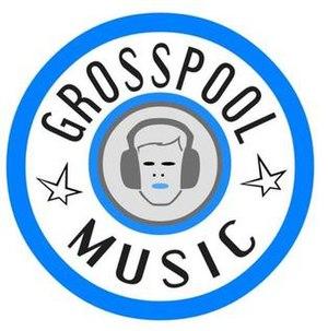 Grosspool Music - Official logo