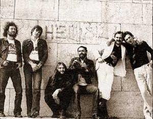 Opus (Yugoslav band) - The last Opus lineup, in 1979, from left to right: Zoran Dašić, Dragan Baletić, Vidoja Božinović, Miodrag Okrugić, Slobodan Orlić, Vladan Dokić