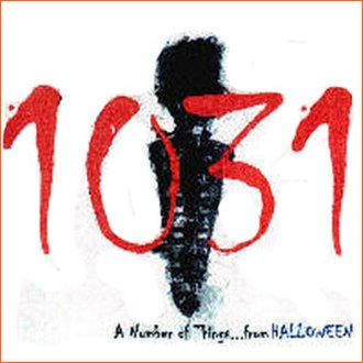 1031, A Number of Things From... - Image: Halloween 1031 A Number of Things cover