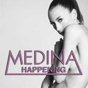 Happening (song) - Image: Happening single cover