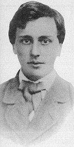Henry James at sixteen years old