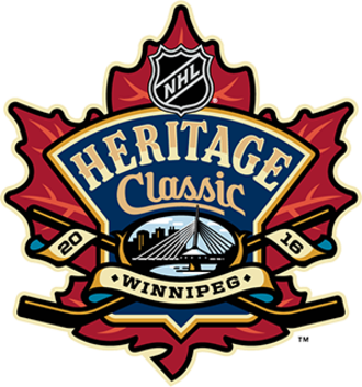 2016 Heritage Classic - Image: Heritage Classic 2016Logo