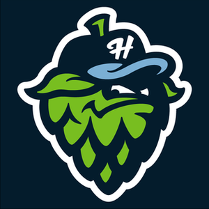 Hillsboro Hops - Image: Hops cap
