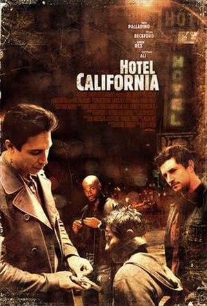 Hotel California (2008 film) - Film Poster