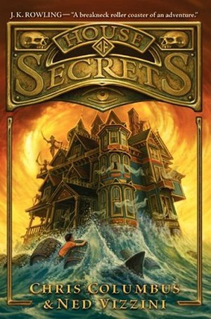House of Secrets (novel) - First edition hardcover