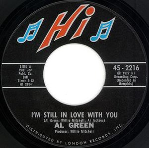 I'm Still in Love with You (Al Green song) - Image: I'm Still in Love with You (Al Green song)