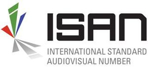 International Standard Audiovisual Number - ISAN's logo