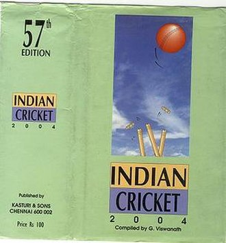 Indian Cricket (annual) - Indian Cricket 2004