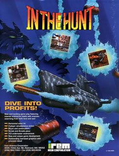 <i>In the Hunt</i> video game