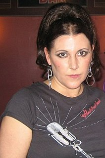 Joanne Catherall English singer