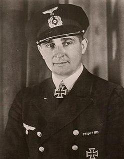 Jost Metzler German World War II U-boat commander