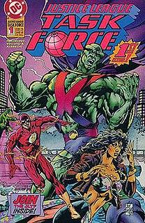 <i>Justice League Task Force</i> (comics)