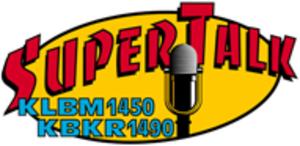 KBKR - Image: KBKR Logo
