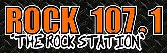 KJML - Image: KJML ROCK107.1 logo