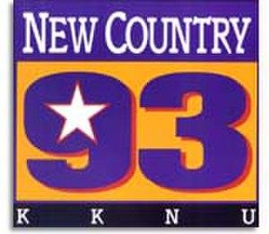 KKNU - Image: KKNU FM